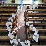 Christuskirche-Kunstinstallation