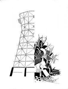 Strukturwandel-III-Kühlturm